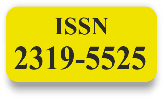 ISSN 2319-5525